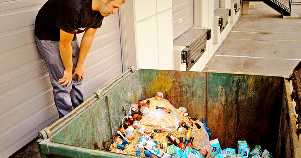 Couple Spends Six Months Eating Garbage, See What They Learn From It